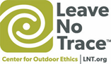 Leave No Trace - https://lnt.org/