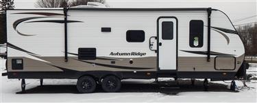 Starcraft Autumn Ridge Outfitter 26BHS - Stock 21063 - NEW 2021 Unit! On Order