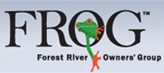 F.R.O.G – Forest River Owner's Group